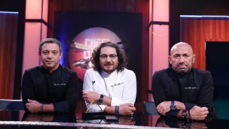 """Program tv Antena 1, astăzi 17 iulie 2020. Încă o porție de preparate spectaculoase, la """"Chefi la cuțite"""", de la 20:25"""