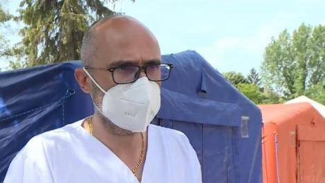 """Infecțiile cu noul coronavirus scapă de sub control. Avertismentul unui medic: """"Transmiterea comunitară este rapidă și extinsă!"""""""