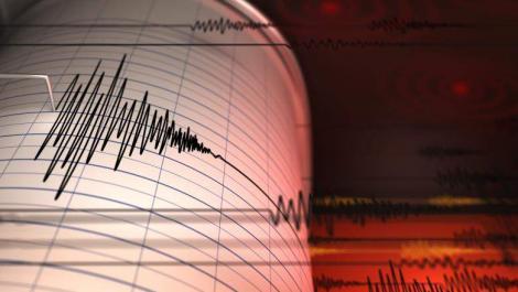 A fost cutremur, în România, în noaptea de miercuri spre joi! Ce magnitudine a avut și unde s-a simțit