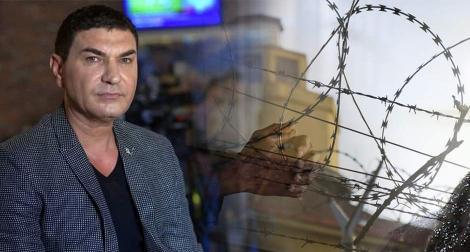 """Cristi Borcea, la un pas de sinucidere, în închisoare! Giovanni i-a dat o palmă și l-a salvat: """"Dădeam cu bidonul în ușă să fugă șobolanii"""""""