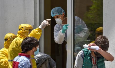 Infecțiile cu noul coronavirus au scăpat de sub control într-un județ din țară. Zeci de cazuri, confirmate în ultimele 24 de ore