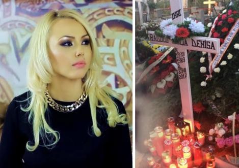 Ce se întâmplă la mormântul Denisei Manelista! Descoperirea neașteptată făcută de fani, la trei ani de la decesul artistei