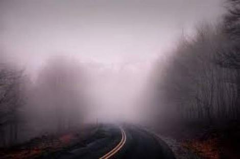 COD Galben de ceață, în plină vară! Vizibilitatea este redusă, există  pericol de accidente
