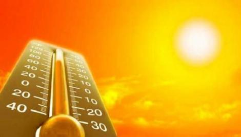 Prognoza METEO pentru weekend, București. Temperaturi caniculare până la 34°C