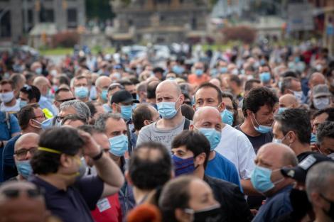 Cifre înspăimântătoare. România are de zece ori mai multe cazuri de Covid decât Italia, raportat la populaţie