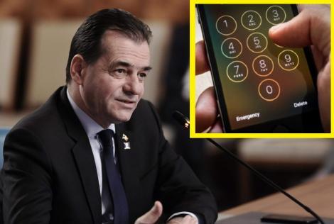 Ce număr de telefon are premierul Ludovic Orban! Surpriză pentru cei care îl sună