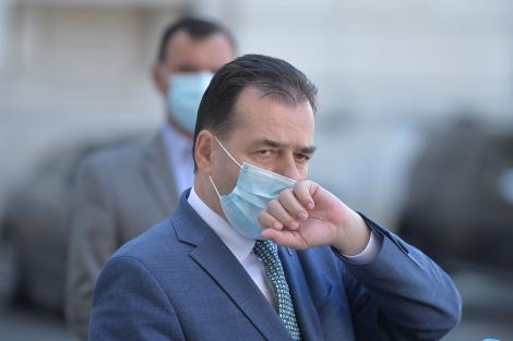 """Orban, anunț neașteptat! O nouă măsură privind purtarea măștii ar putea fi impusă. """"Spațiile deschise, dar aglomerate sunt un pericol"""""""