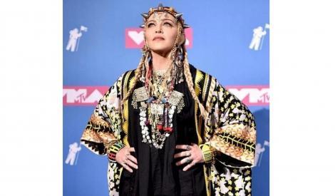 """Madonna, cenzurată de Instagram din cauza unui clip despre o teorie conspiraţionistă privind Covid-19: """"Există vaccin, dar e ascuns!"""""""