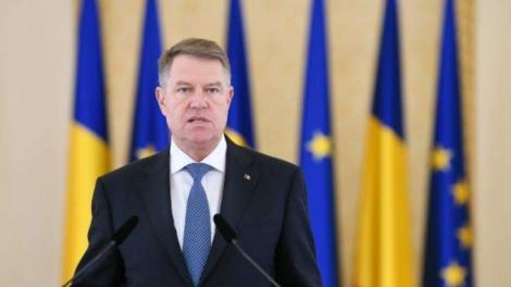 """Klaus Iohannis, despre organizarea alegerilor din 27 septembrie: """"Campania electorală este destul de greu de organizat"""""""