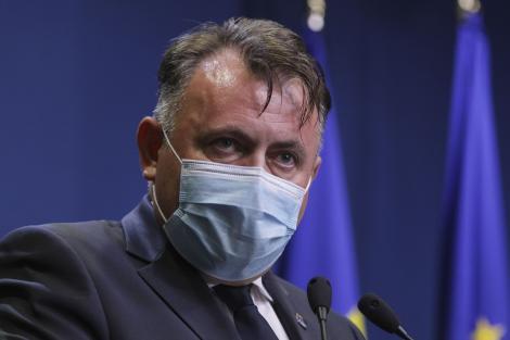 """Continuarea stării de alertă este pregătită! """"Dacă se va impune, vom avea şi o prelungire!"""". Ministrul Sănătății, despre restricții și relaxare"""
