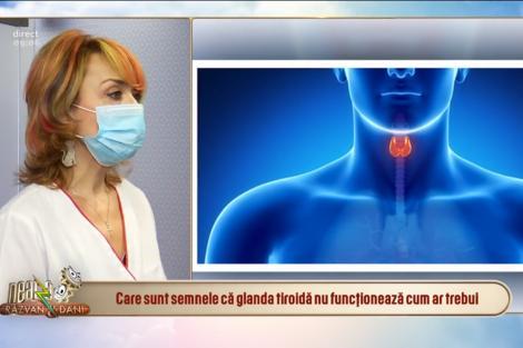 Tot ce trebuie să știm despre glanda tiroidă, afecțiuni, simptome și cauze