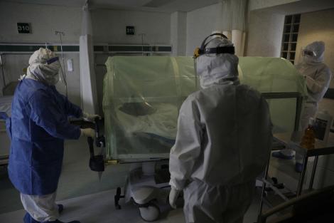 Femeie însărcinată în șapte luni, moartă de COVID-19! Medicii nu au putut face nimic pentru ea. Patru copii au rămas orfani