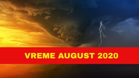 Meteo: Cum va fi vremea în luna august 2020! Temperaturile vor urca peste normalul perioadei și vor scădea brusc