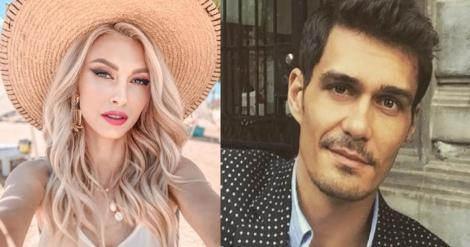 """Andreea Bălan, decizie neașteptată de dragul fetițelor! Ce a anunțat despre George Burcea: """"Trebuie să păstrăm acest vis frumos"""""""