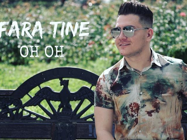 """Florin Răduță, câștigătorul """"X Factor"""" lansează cel de-al șaselea single din carieră, """"Fără tine (OH OH)"""""""