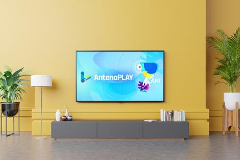 AntenaPlay aniversează 7 ani de la lansare şi deschide un nou capitol: serialele