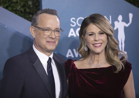 """""""Nu am niciun respect pentru cei care nu poartă mască"""". Primul mesaj al lui Tom Hanks, după ce a învins lupta cu noul coroanvirus"""