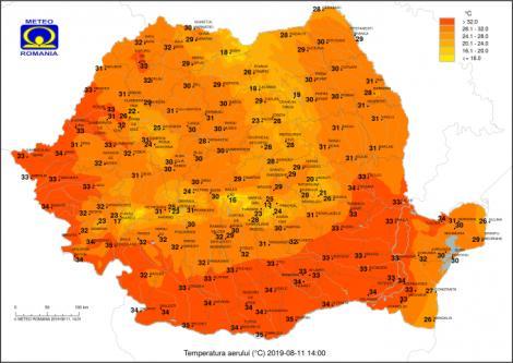 ANM: Toamnă caniculară în România. Cum va fi vremea la final de august și în prima săptămână din septembrie