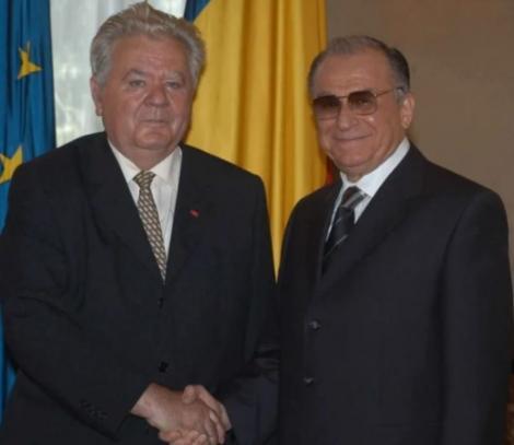 Doliu în politica românească! A murit Oliviu Gherman, fost președinte al Senatului. Ce mesaj a transmis Ion Iliescu