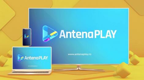Nu mai aștepta, #daiplaylavara! Destinația ta preferată e AntenaPlay: Cele mai tari show-uri Antena 1 se văd online