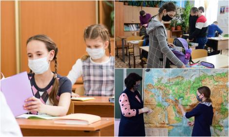 """De ce vor fi obligați elevii, de fapt, să poarte masca de protecție la școală. Nelu Tătaru a făcut anunțul: """"Credeți că o vor păstra?"""""""
