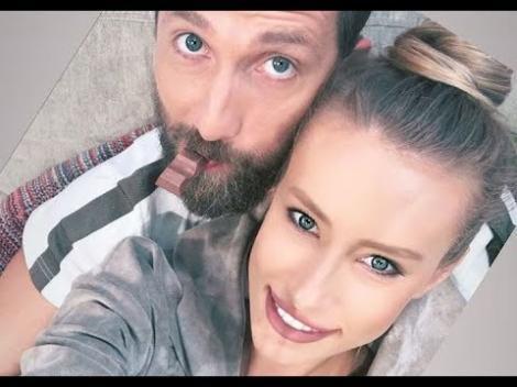 """Dani Oțil și iubita lui, mesaj cu subînțeles pentru fani! Ce detaliu au observat toți: """"Vine barza, bine-mi pare"""""""