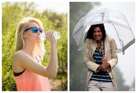 Cum va fi vremea în weekend. Unde sunt anunțate ploi torențiale și unde va fi cel mai cald