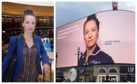 """""""În România, nu ai aripi! N-am plecat doar pentru bani"""". O româncă, imaginea sistemului sanitar britanic! A explicat de ce nu s-ar întoarce în țară"""
