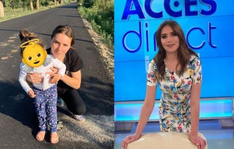 Lovitură grea pentru Vulpița Veronica, de la Acces Direct! Ce se întâmplă cu fiica ei