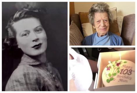 """103 anișori. Două Războaie Mondiale. Două pandemii. Stră-străbunica Margareta a spus care este secretul longevității! """"Trebuie să îți interzici un singur lucru!"""" Foto"""