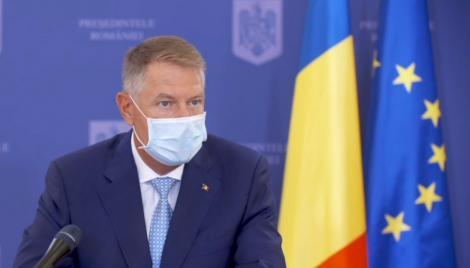 """Klaus Iohannis, declarație de ultimă oră! Când se vor relaxa măsurile, în România. """"Este vorba despre sănătatea publică"""""""
