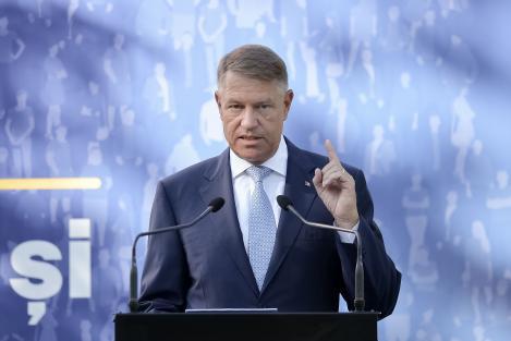 """Moment stânjenitor pentru Klaus Iohannis, în direct! Întrebarea ce i-a pus capac președintelui: """"Mi se pare tendențioasă"""""""