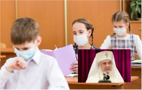 Patriarhul Daniel vrea să facă legea în școli. Ce modificare i-a cerut, de urgență, ministrului Educației