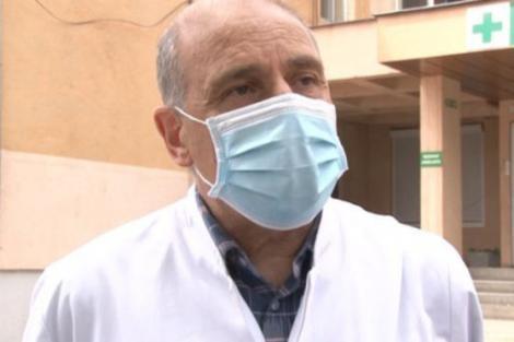 """""""Dacă luăm măsuri bune, cam în două săptămâni vom avea o reducere a cazurilor"""", spune medicul Virgil Musta"""