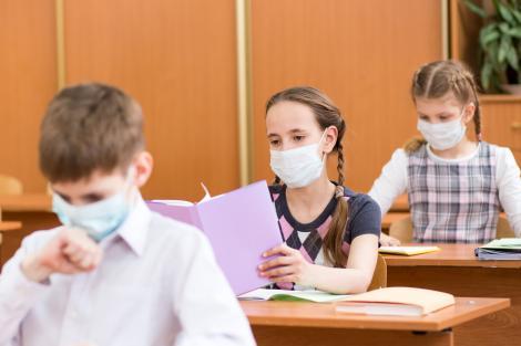 Sute de elevi în carantină, la nici două săptămâni de la începerea școlii. Autoritățile din Germania sunt în alertă