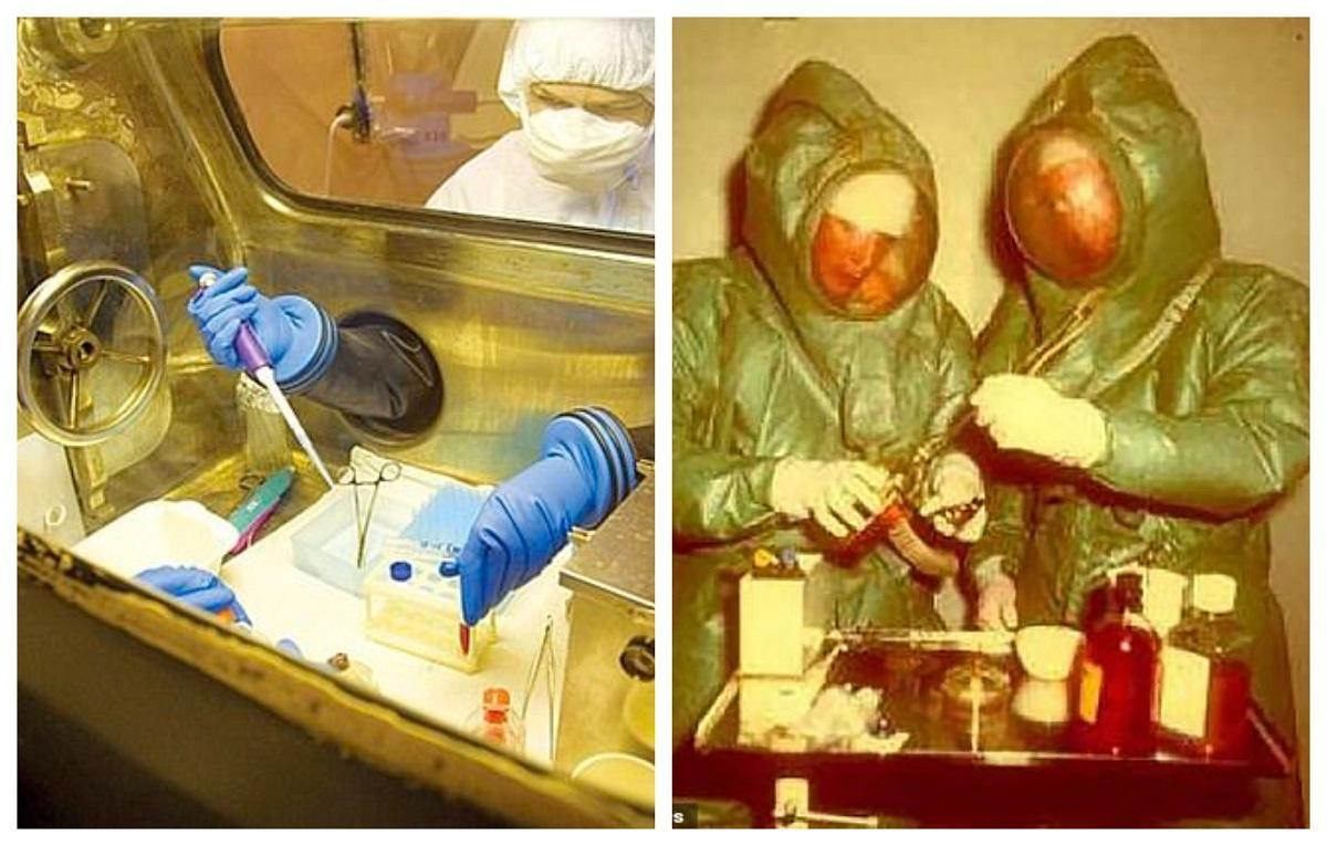 Al doilea vaccin COVID-19 al Rusiei, pregătit într-un laborator folosit pentru arme biologice mortale! A fost deja testat pe oameni! Ce efecte uluitoare a avut