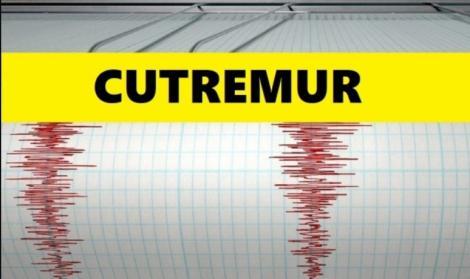 Cutremur în România, luni dimineața. Este al doilea seism înregistrat în mai puțin de 12 ore! Ce magnitudine a avut