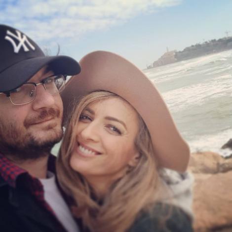 Cum și-a surprins soția chef Florin Dumitrescu! Imaginea i-a uimit pe fanii vedetei TV