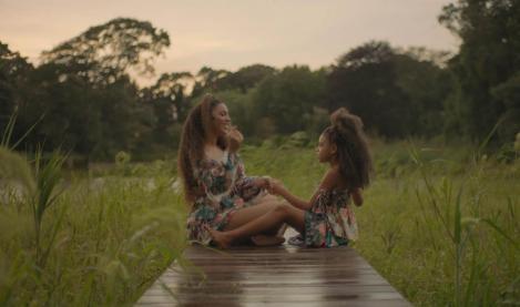 Beyonce, piesă manifest pentru femeile de culoare. Primul videoclip în care apare și Blue Ivy, fetița artistei - Video