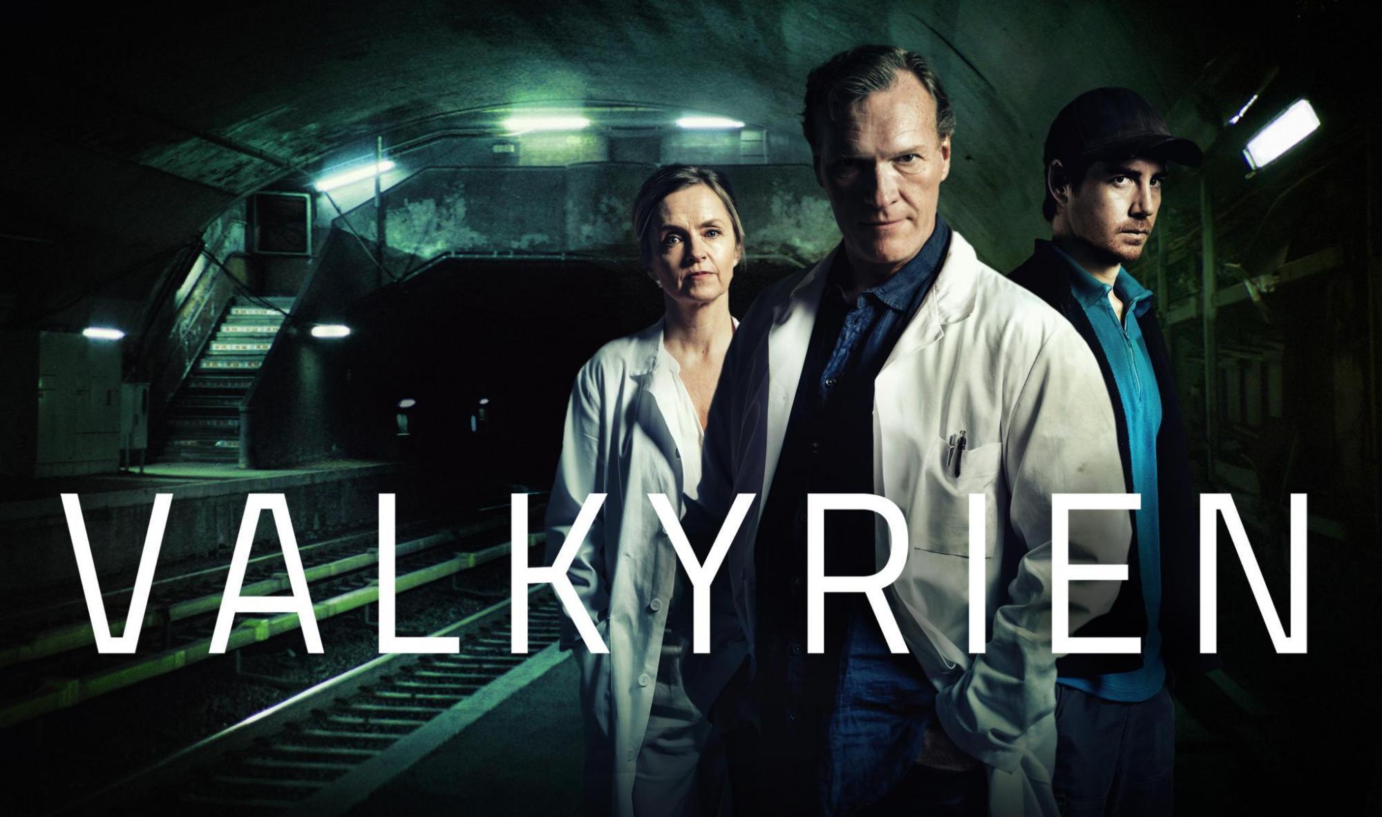"""""""Inovație, la superlativ!"""". Valkyrien, noul tău serial preferat, te așteaptă, exclusiv pe AntenaPlay"""