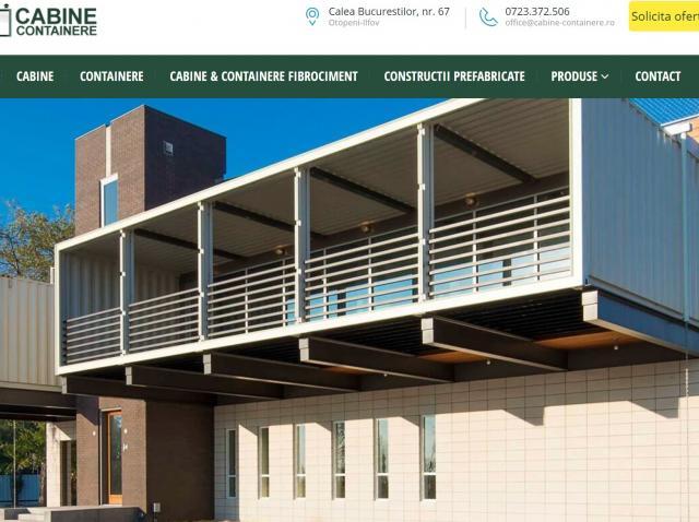 (P) Case din containere - alternativa perfectă pentru locuințele convenționale