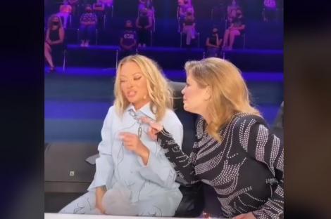 """Cum se distrează Delia și Loredana, la filmările pentru """"X Factor""""! Duet de senzație, apărut pe Tik Tok"""