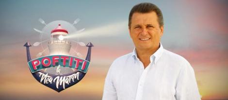 "Program tv Antena 1, astăzi, joi, 6 august 2020. Nu rata emisiunea serii: ""Poftiți la noi - Poftiți la Nea Marin"""