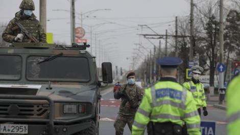 O localitate din România, la un pas de carantină! Autoritățile anunță măsuri drastice după ce numărul infecțiilor cu COVID-19 a explodat