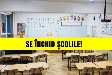 S-a aflat când se închid școlile în București. Câte cazuri de coronavirus ar trebui să se înregistreze zilnic pentru ca elevii să rămână acasă