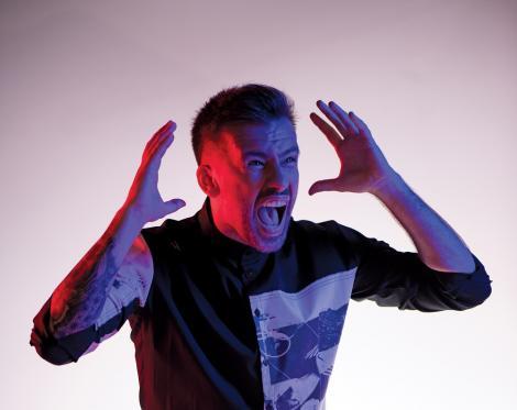 """Dieta care îl ajută pe Florin Ristei să se păstreze în formă: """"După ora 22.00, multă, multă..."""".  X Factor,  din 11 septembrie, de la 20.30"""