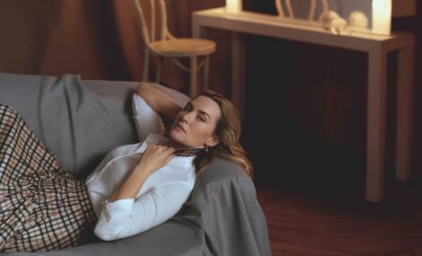 Adevărul despre chipul lui Kate Winslet când nu se machiază. Cum arată actrița din Titanic într-o zi obișnuită din viața ei