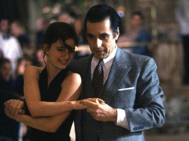 """Adevărul despre celebra scenă de dans din """"Parfum de femeie"""". Ce i-a făcut Al Pacino partenerei sale înainte de filmări"""