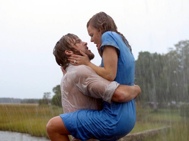 Detalii inedite despre renumita scenă din filmul ''The Notebook''! Ce a făcut Ryan Gosling pe platourile de filmare