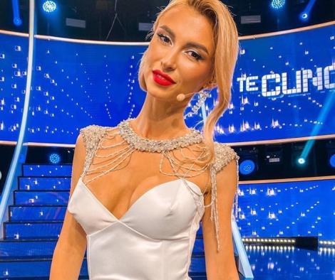 """Andreea Bălan, schimbare neașteptată de look! Cum arată acum jurata emisiunii """"Te cunosc de undeva"""""""